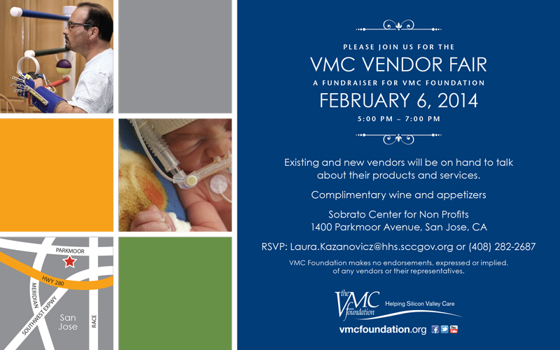 Vendor Fair Postcard