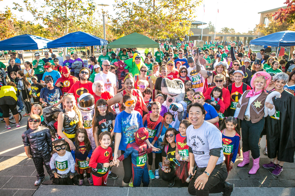 2014 Heroes Run Group Photo