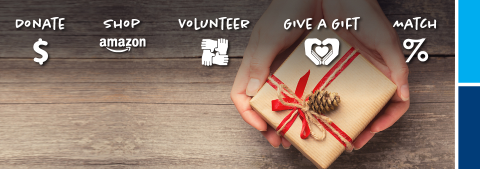 5 Ways You Can Support Us This Holiday Season
